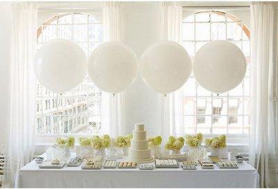 white-wedding-balloons weddingloversanonymous.com