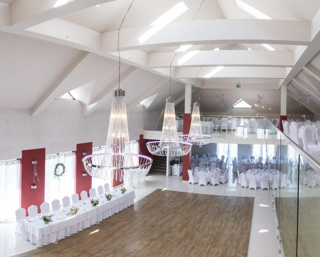 Przyjęcie weselne w Sali Triana w Mogilanach