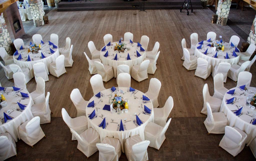 Przyjęcie weselne w Centrum Macierz Polonii