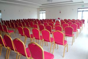 Konferencje w sali bankietowej Triana w Mogilanach