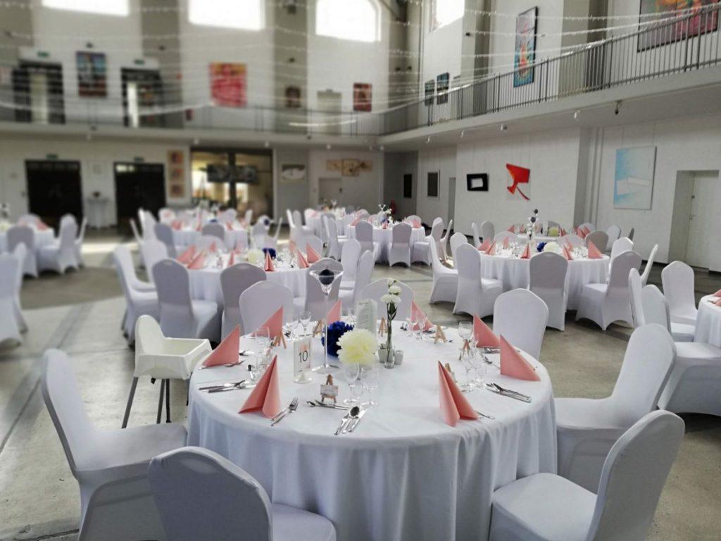 Szyb Wilson w Katowicach i catering weselny