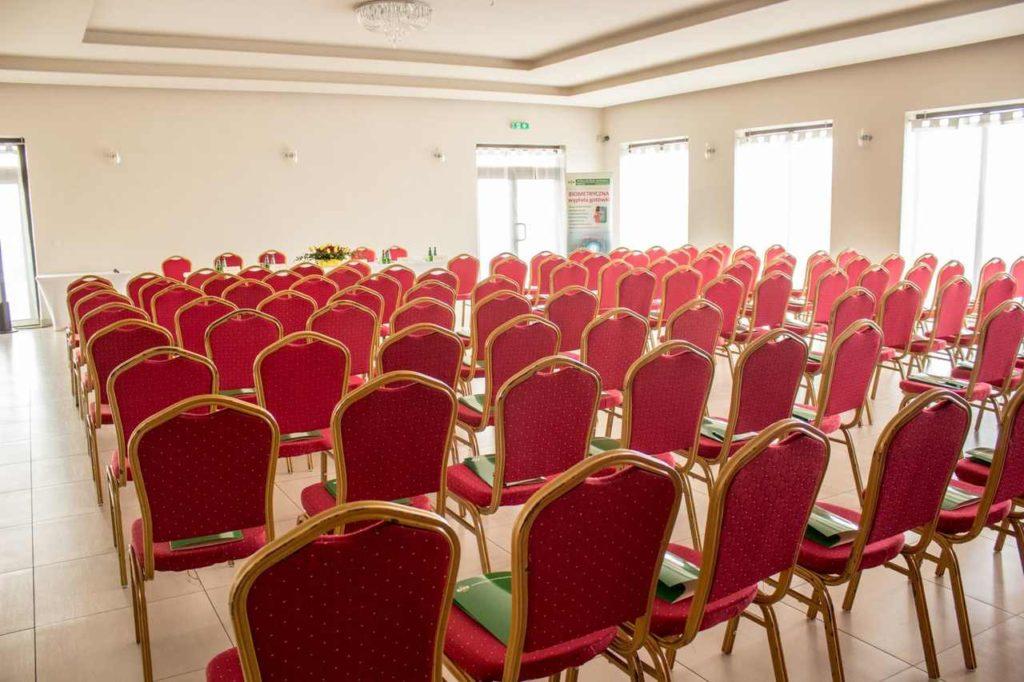 Spotkanie firmowe oraz bankiet w Trianie