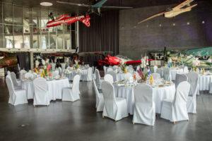 Wesele w Muzeum Lotnictwa w Krakowie