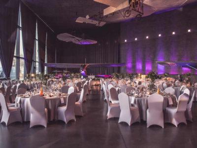Catering weselny w Muzeum Lotnictwa Polskiego w Krakowie