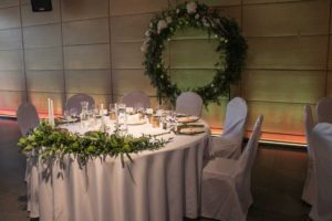 Catering weselny w Muzeum Manggha w Krakowie