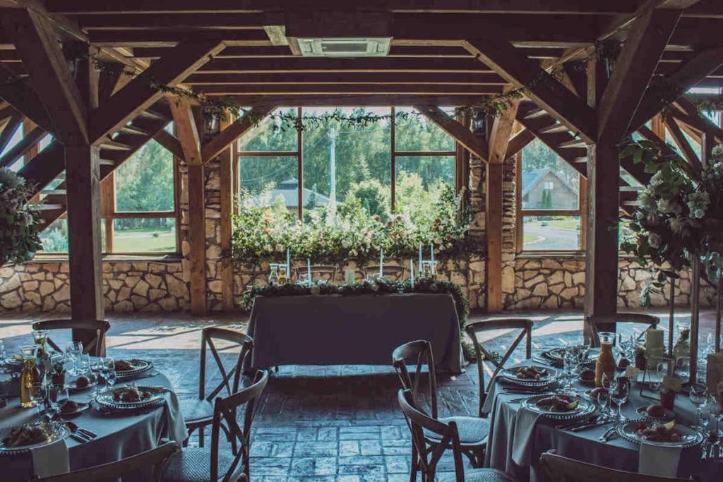 Catering weselny w Dworzyszczu Wola