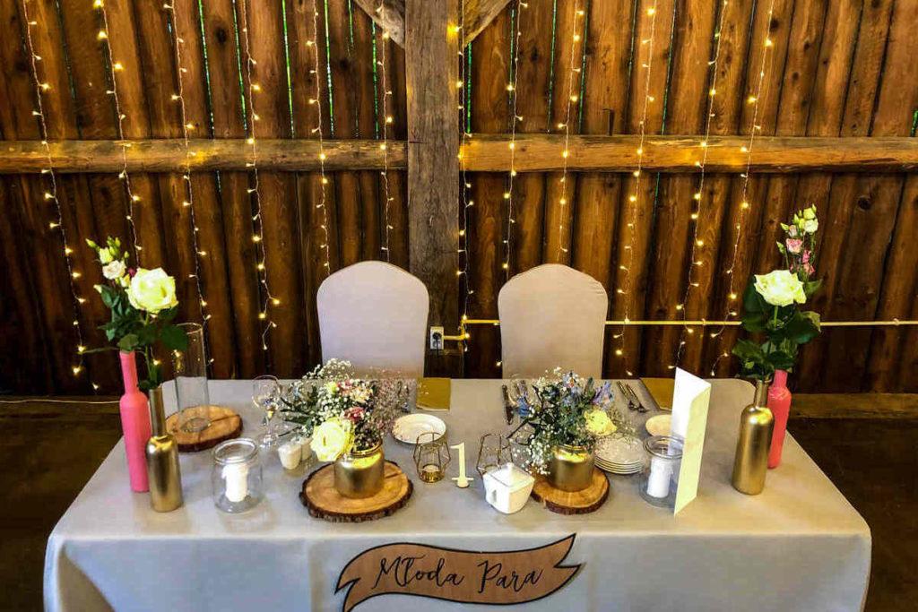 Catering weselny w Starej Stodole
